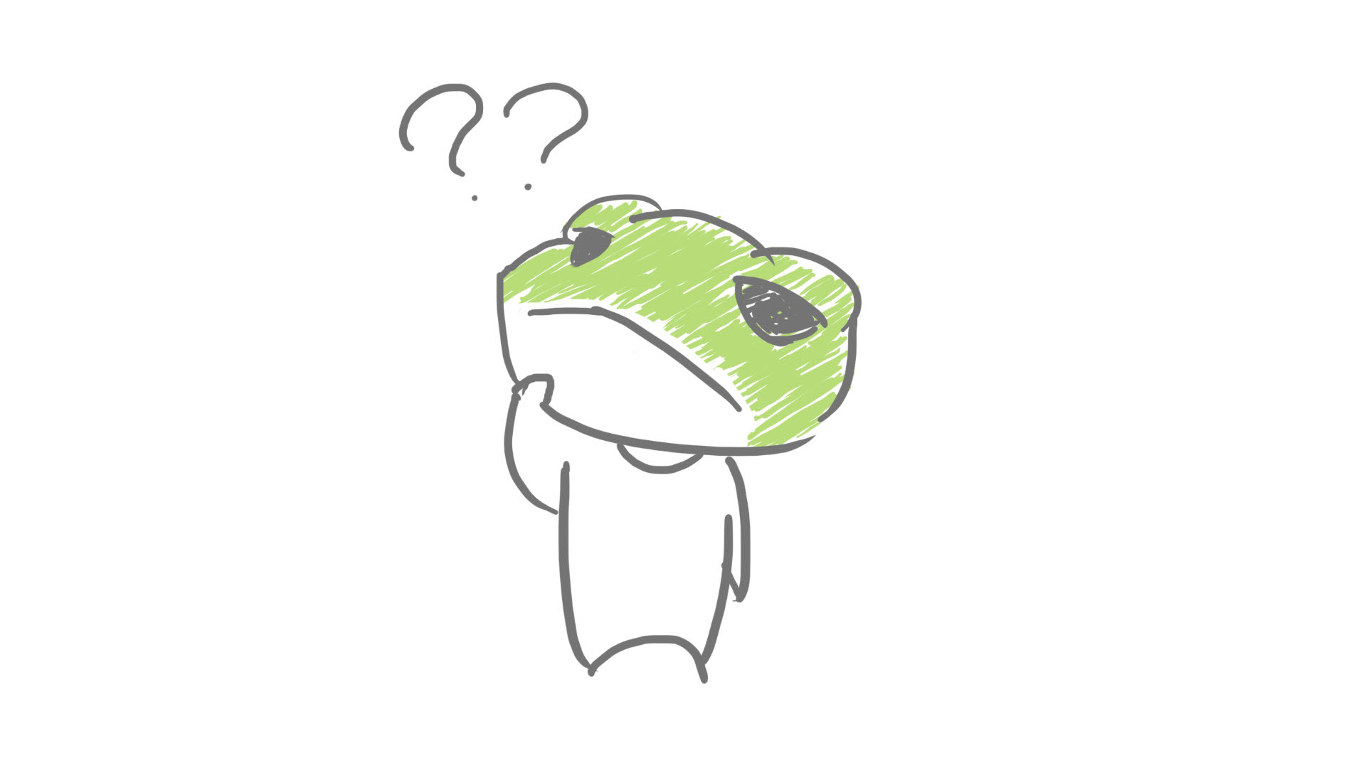 Me the Frog