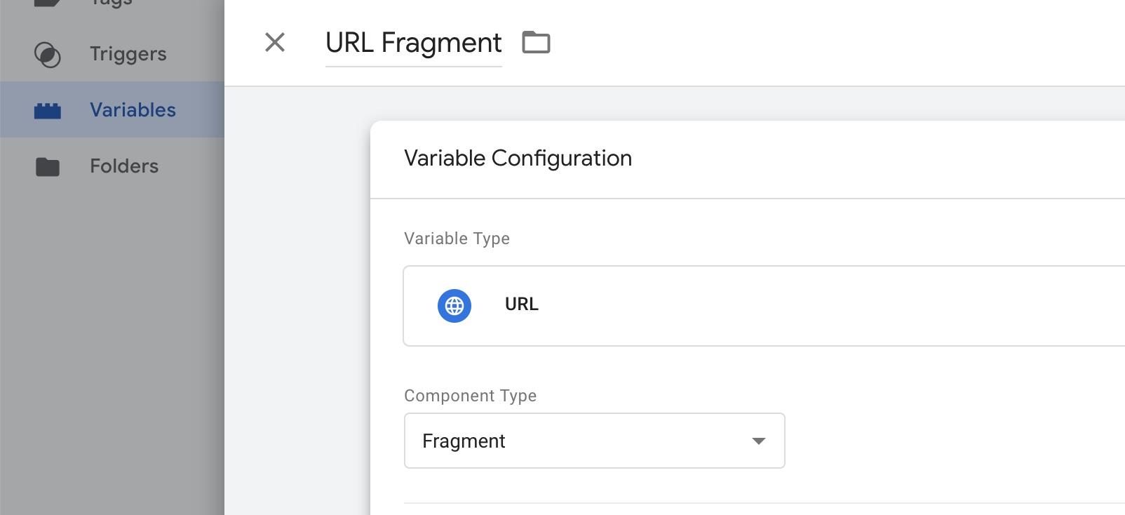 URL Fragment